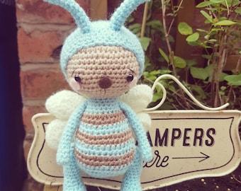 Amigurumi plush - Bumblebee