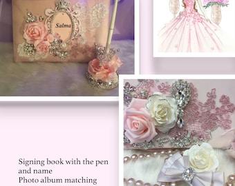 Guest book / photo album