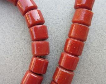 Antique African Olumbo Beads