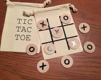Tic Tac Toe - Travel - Game