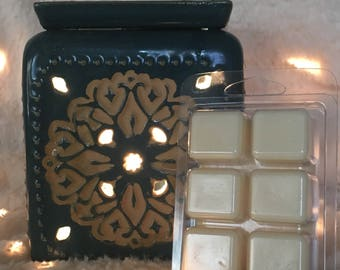 Scented Soy Tarts/All Natural Tarts/Soy Wax Melts/Soy Tarts Handmade/Scented Tarts/By ZoBella Candles