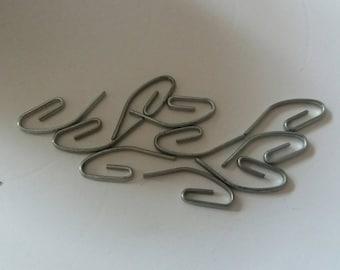set clips ruflette 20 metal staples