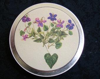 Violet Solid Perfume, Solid Perfume, Perfume, Violet Perfume, Violet, Gifts for her, Violet, Fragrance,Valentine's Day Gift