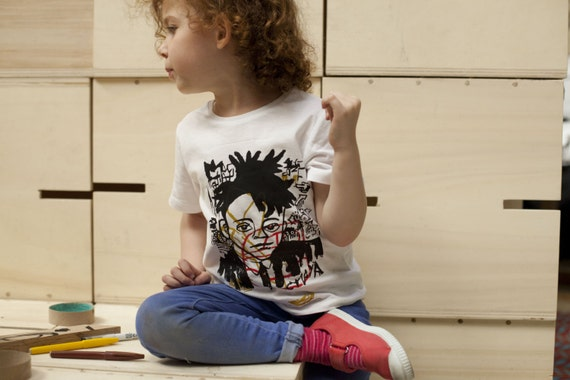 IconFetish, Jean-Michel Basquiat, T-shirt, 2016