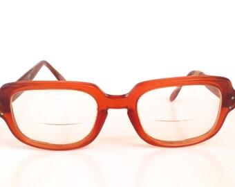 Vintage Ladies Romco Eyeglasses 60's Retro