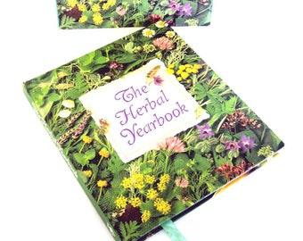 The Herbal Yearbook by Gillian Haslam, Holistic Health, Medicinal, Herbs, Natural, Dried Herbs, Bath Oils, Healing Herbs, Herb Calender