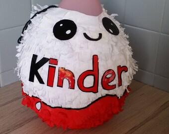 Piñata KINDER chocolate