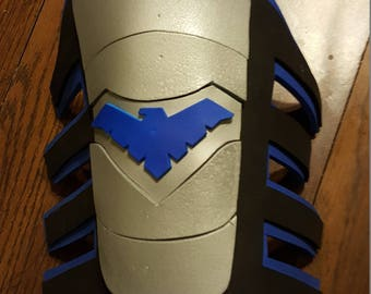 Nightwing cosplay gauntlets