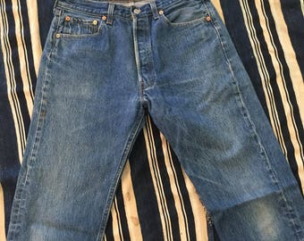 Vintage Levis 501xx Size 32x31(Measured) Made In USA
