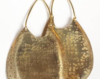 Brass GONG Shield