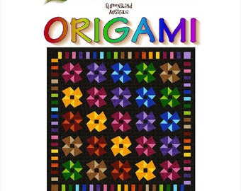 ORIGAMI - Quilt-Addicts Patchwork Quilt Pattern