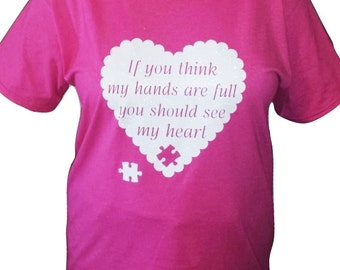 Proud Autism Mom Shirt