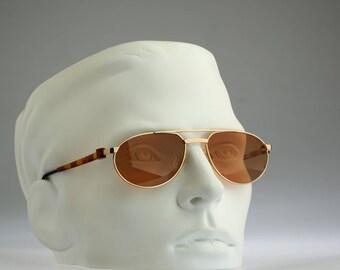 Adidas A801 V 6050, Vintage aviator sunglasses, 90s mens & women unique and rare / NOS
