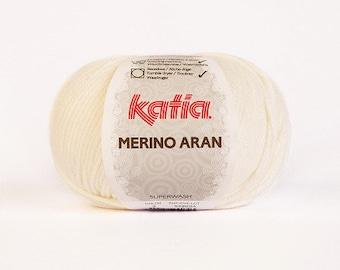 Katia merino wool aran 3