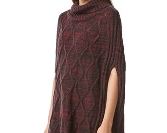 geometry pattern knitting design cover up
