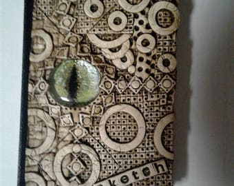 bone dragon journal