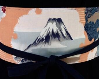 Japanese Cotton Obi Style Belt- SALE
