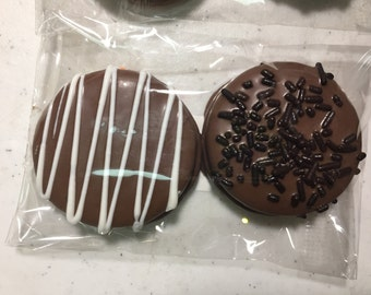 Chocolate Covered Oreos 2 pack
