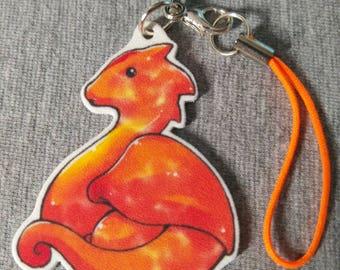 Keychain - Dragon