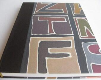 Vintage Handbound Journal Diary Notebook Writing Book