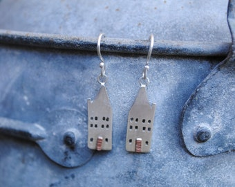 Little House Earrings.