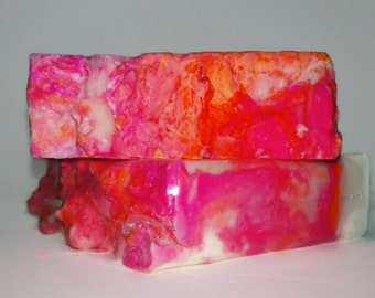 Sweet Pea Scented Soap Vegan Soap All Natural Soap
