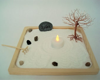 Miniature Zen Garden - Made To Order