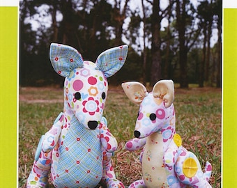 Hop and Skip by Melly & Me Paper Pattern