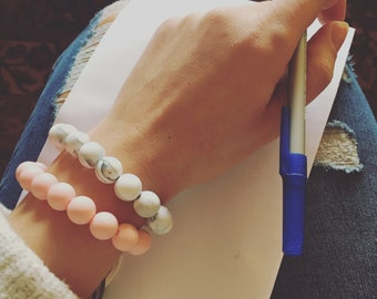 """Silicone Teething Bracelet, BPA Free, Food-grade Materials // """"The Ace II"""""""