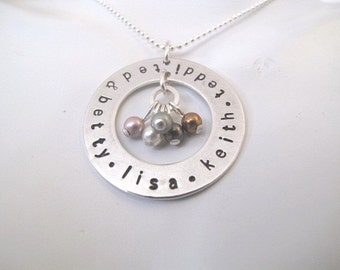 Family Circle of Love Necklace
