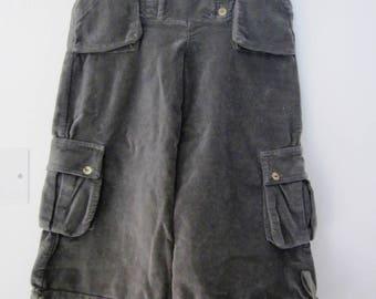 Pantaloni di velluto inverno ragazza