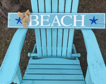Beach Pallet signs #beach#sand#sun#vacation#summer#ocean#wood#pallets#sogns