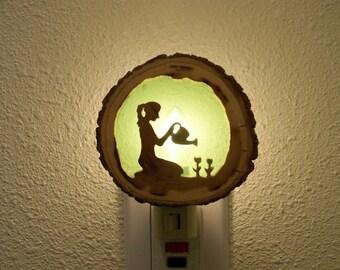 Gardener nightlight