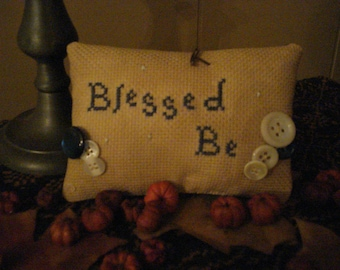 Primitive Blessed Be Pinkeep