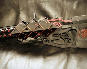 Destiny Outbreak Prime 3dprinted rifle from destiny cosplay replica-destiny gift-easter preasent-3dprinted gift-