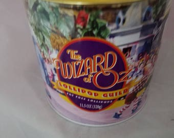 Wizard of Oz Lollipop Tin by Avenue of the Stars