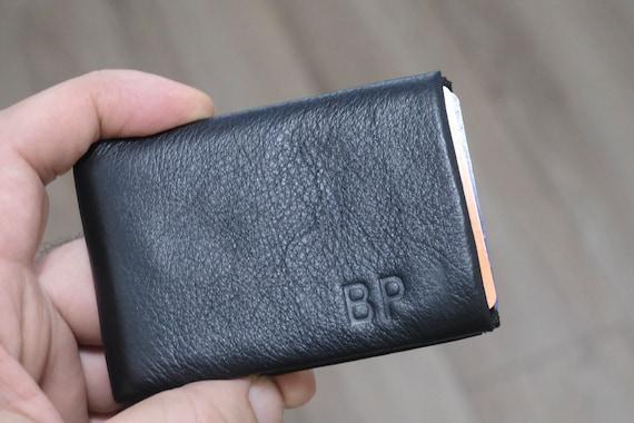 PERSONALIZED Wallet, Credit card wallet, men's and women's wallet, slim minimalist wallet, modern design wallet, Leather Wallet, RFID Wallet