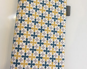 Fabric cover, fits hobonichi weeks notebook
