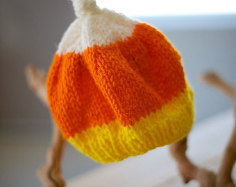 Candy Corn Hat for Infants & Toddlers