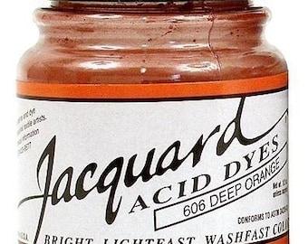 All Forty Colors of Jacquard Acid Dyes 1/2 Oz. Jars