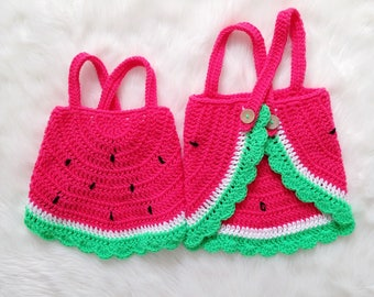 Watermelon Halter Top