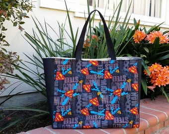Reusable Multipurpose (Grocery, Beach etc.) Bag with Waterproof lining