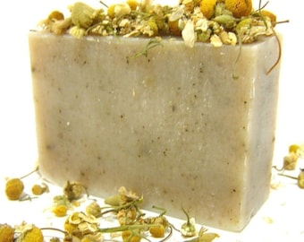 Citrus Chamomile Soap