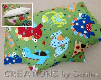 Corn Heating Pad washable cover Dinosaurs Dinos Colorful Boy Birthday Gift Idea Microwave Corn Pillow Therapy Corn Pack  READY TO SHIP (514)