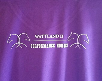 Wattland II logo shirt