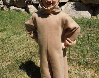 Horse in Fleece for Infant, Toddler & Child