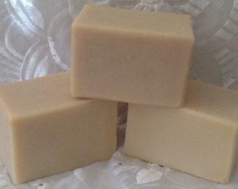 Goatmilk Soap, Facial Soap, Sensitive Skin Soap.