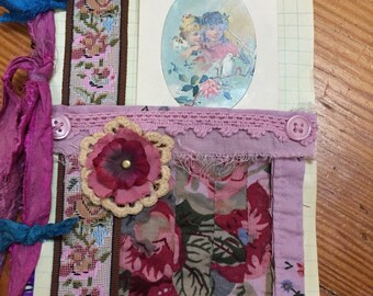 Daily weekly planner journal to alter