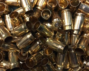 357 SIG Once Fired Brass