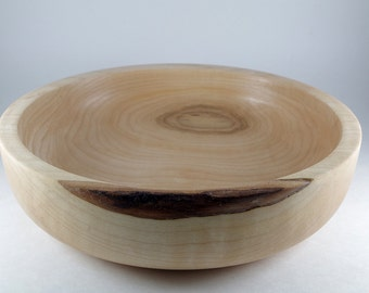Handturned Wooden Bowl made in Figured Maple Wood